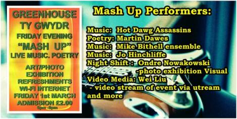 Mash Up (March)